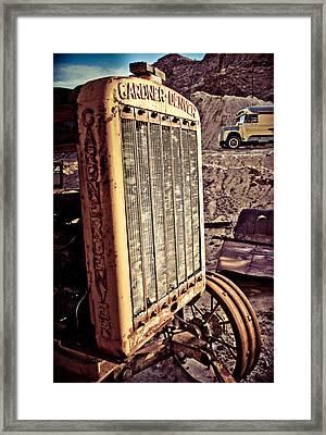 Radiate Framed Print by Merrick Imagery