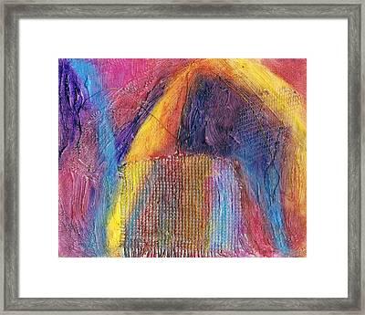 Raeasia Framed Print
