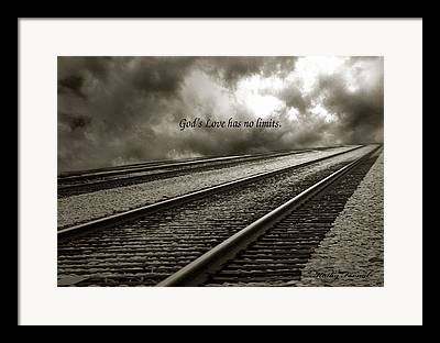 God Photographs Framed Prints
