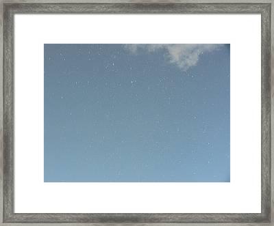 Rain Framed Print by Lani PVG   Richmond