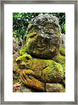 Rakan 2 Framed Print by Dean Harte