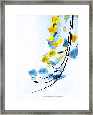 Rama Framed Print