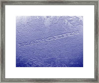 Rangers II Framed Print by Malania Hammer