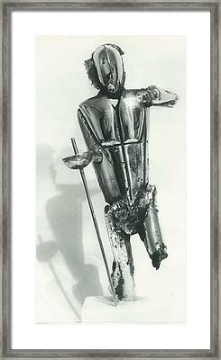 Rapier Framed Print by Zlatan Stoilov