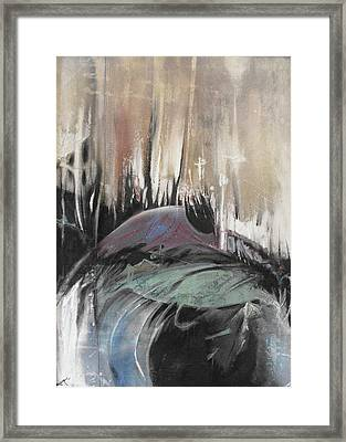Rapt Framed Print by Ralph Levesque