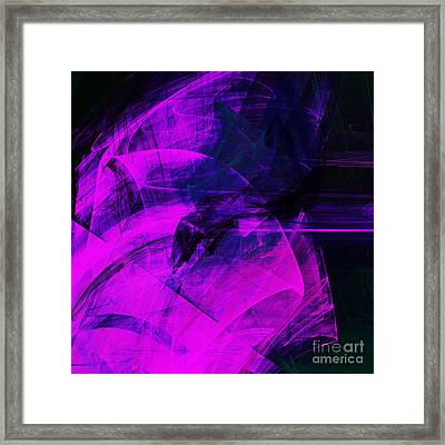Rapture . A120423.936 Framed Print by Wingsdomain Art and Photography