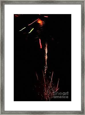 Ray Framed Print by Agusti Pardo Rossello