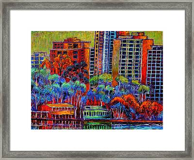 Re-awakening Framed Print by Jeremy Holton