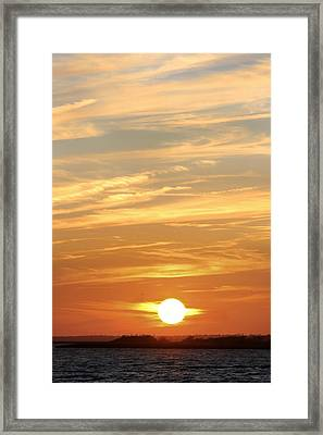 Reach For The Sky 6 Framed Print