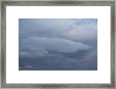 Reach For The Sky 8 Framed Print by Mike McGlothlen