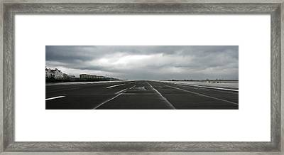 Ready For Take Off ... Framed Print by Juergen Weiss