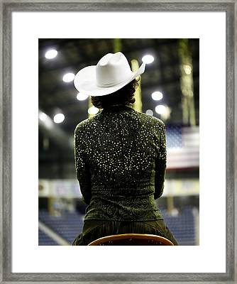 Ready To Compete 2 Framed Print