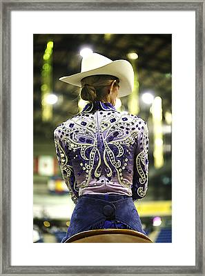 Ready To Compete 3 Framed Print