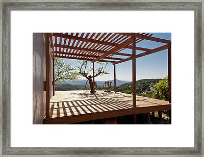 Ready To View Framed Print