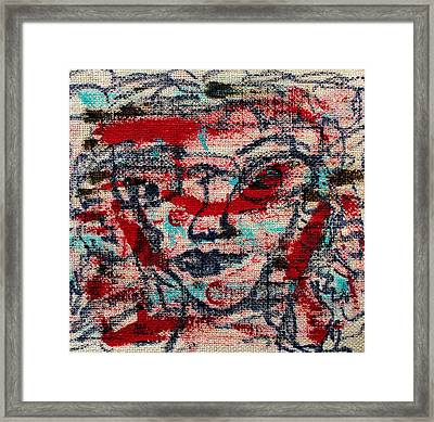 Rebellious Framed Print by Natalie Holland