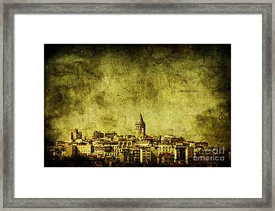 Recollection Framed Print by Andrew Paranavitana