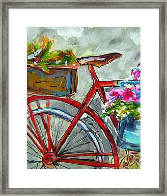 Recycle 1 Framed Print