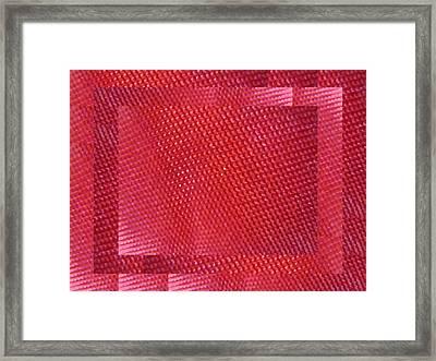Red Riding Hood 2 Framed Print by Tim Allen