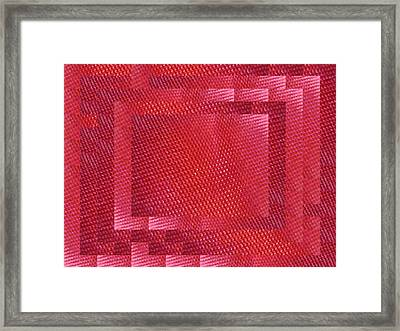 Red Riding Hood 3 Framed Print by Tim Allen