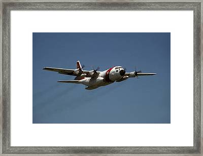 Framed Print featuring the photograph Red White And Blue by Steven Sparks