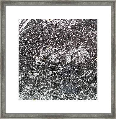 Reflection 3 Framed Print