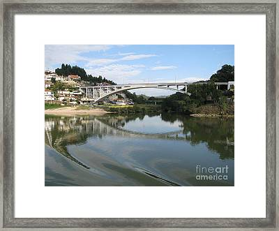 Framed Print featuring the photograph Reflection by Arlene Carmel