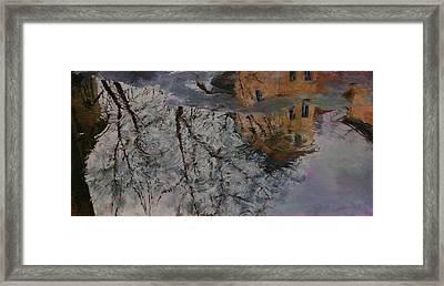 Reflection Framed Print by Khadzhi-Murad Alikhanov