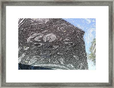 Reflection Framed Print by Sara Walsh