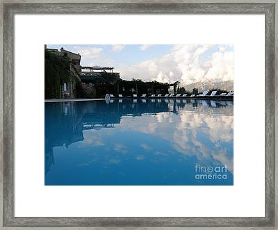 Framed Print featuring the photograph Reflection by Tanya  Searcy