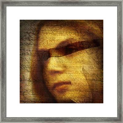 Reflections #1 Framed Print by Alfredo Gonzalez