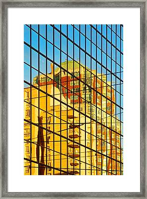 Reflections 1 Framed Print by Mauro Celotti