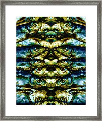 Reflections 2 Framed Print by Skip Nall