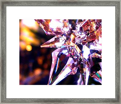 Reflections Framed Print by Elisa Hill