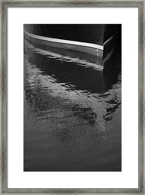 Reflections Framed Print by Eric Gendron