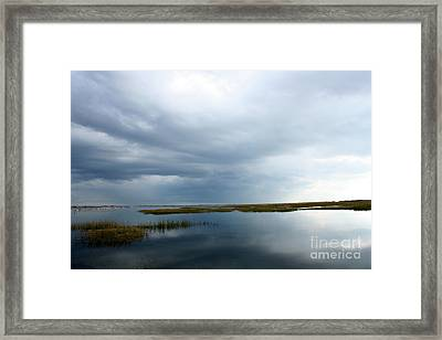 Reflections Framed Print by Gail Behrik