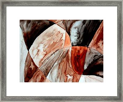 Reflections Framed Print by Ilma Barayuga Doherty