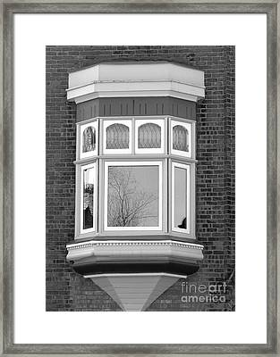 Reflections Framed Print by Michael Swanson