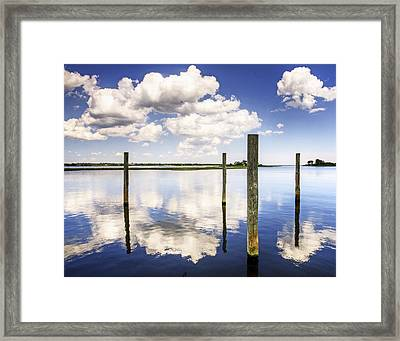 Reflections Of June Framed Print by Vicki Jauron