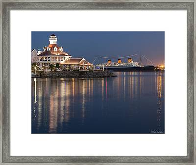 Reflections Of Summer Framed Print by Heidi Smith