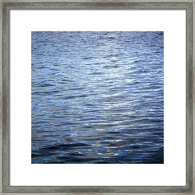 Reflections On Brasilia Framed Print by Roberto Alamino