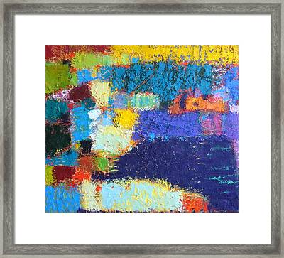 Reflections Framed Print by Petro Lebedynets