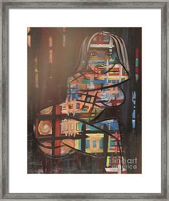Reflections Framed Print by Rachel Carmichael