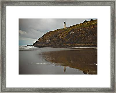 Reflections Framed Print by Robert Bales