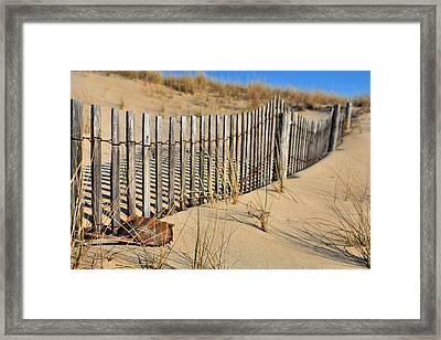 Rehoboth Beach Framed Print by JC Findley