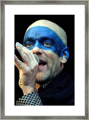 Rem 22 Framed Print by Jez C Self
