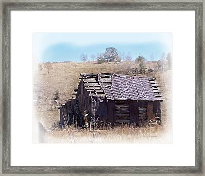 Remember When Framed Print by Ernie Echols
