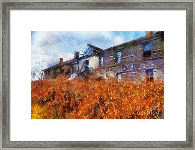 Remember When Framed Print by Lois Bryan