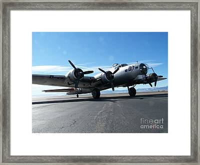 Remembered Framed Print by Christopher Griffin