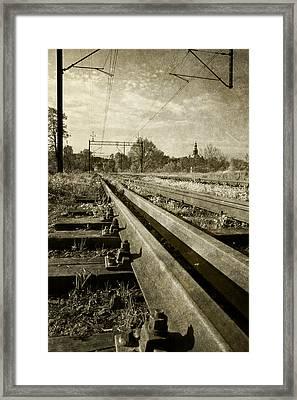 Remembrance 6 Framed Print by Maciej Kamuda