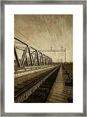 Remembrance 7 Framed Print by Maciej Kamuda